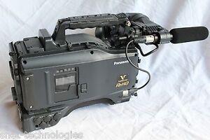 Panasonic-Aj-hpx3700-Varicam-amp-gt-Test-amp-recoger-un-minimo-de-1-ano-de-garantia-incluido