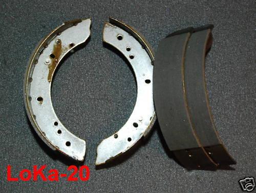 Bremsbacken Satz hinten STC2797 Volvo C303 Volvo C304 Volvo C306 Volvo TGB NEU