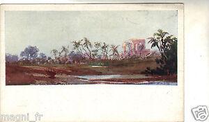 Agypten-cpa-Landschaft
