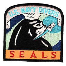 Abyss Navy Seals Patch - Uniform Aufnäher