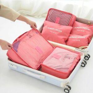 Watermelon Pattern Travel Laundry Cloth Holder Drawstring Dust Storage Bags D
