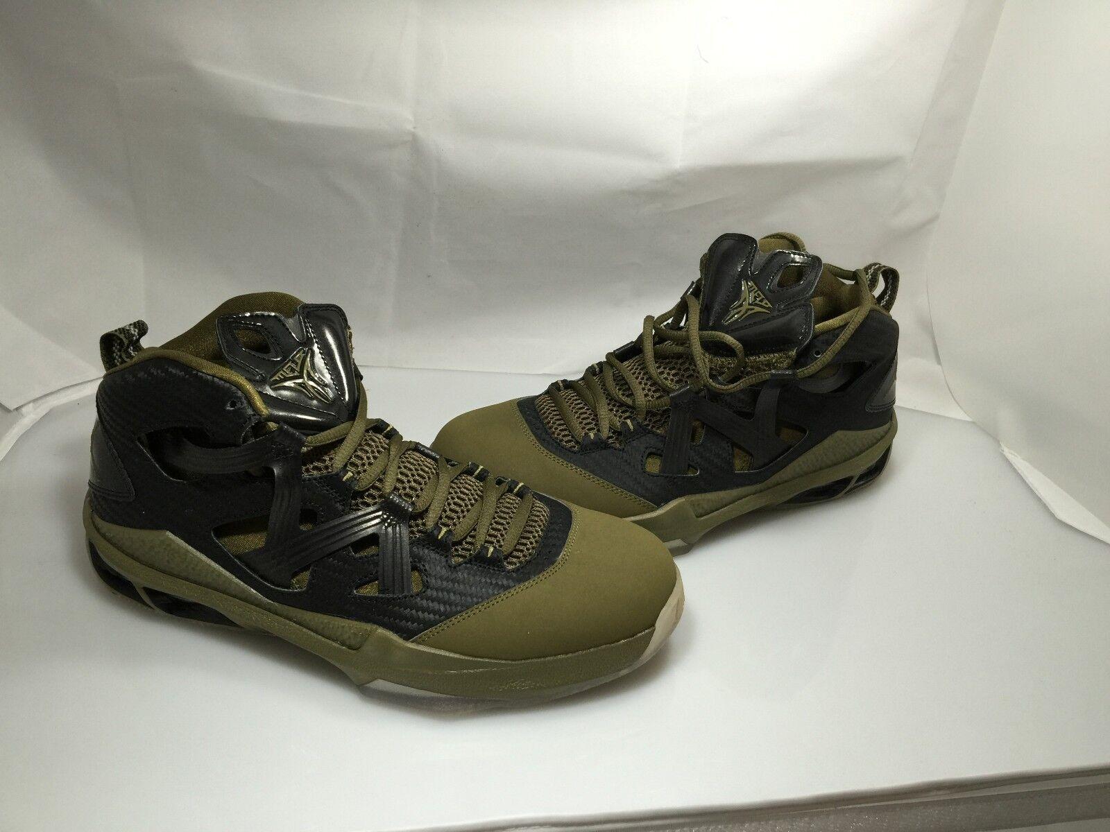 Nike Jordan Melo M9, Squadron 10 Green, Size 10 Squadron 0d63a2