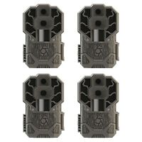 Stealth Cam 30mp High Res 4k Hd No Glo Ir Game Trail Camera, 4 Pack | Stc-ds4k on sale