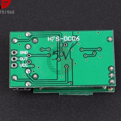 5.8GHz ISM Waveband Microwave Radar Sensor Module DC 5V 39*22*11mm