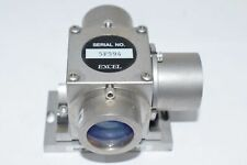 Excel 1012a Plane Mirror Interferometer Laser Assembly 1013a Retroreflector 1016
