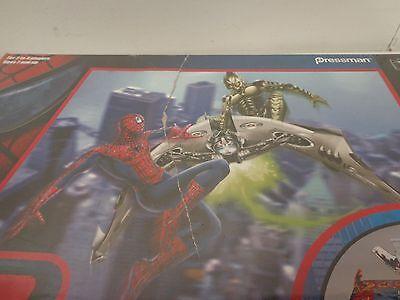 The Green Goblin Board Game Pressman 021853047004 Spiderman vs