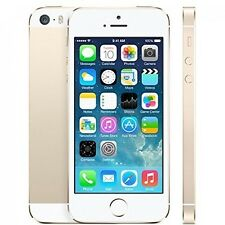 Apple iPhone 5S Smartphone 16GB 4 Zoll IPS Retina-Touchscreen, 8 MP Kamera Gold