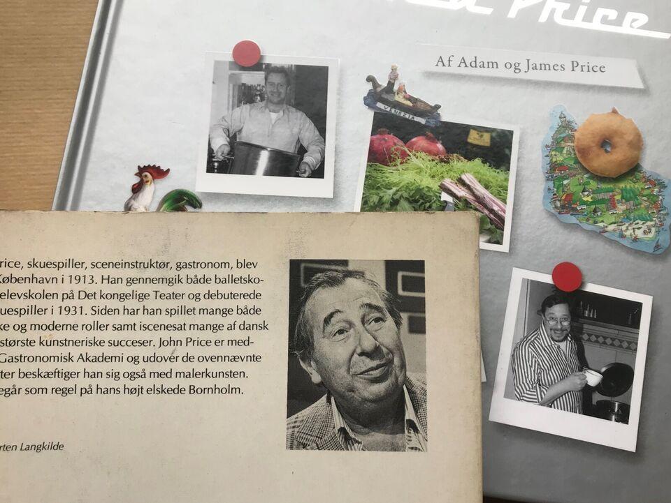 Spise med Price, John, James og Adam Price