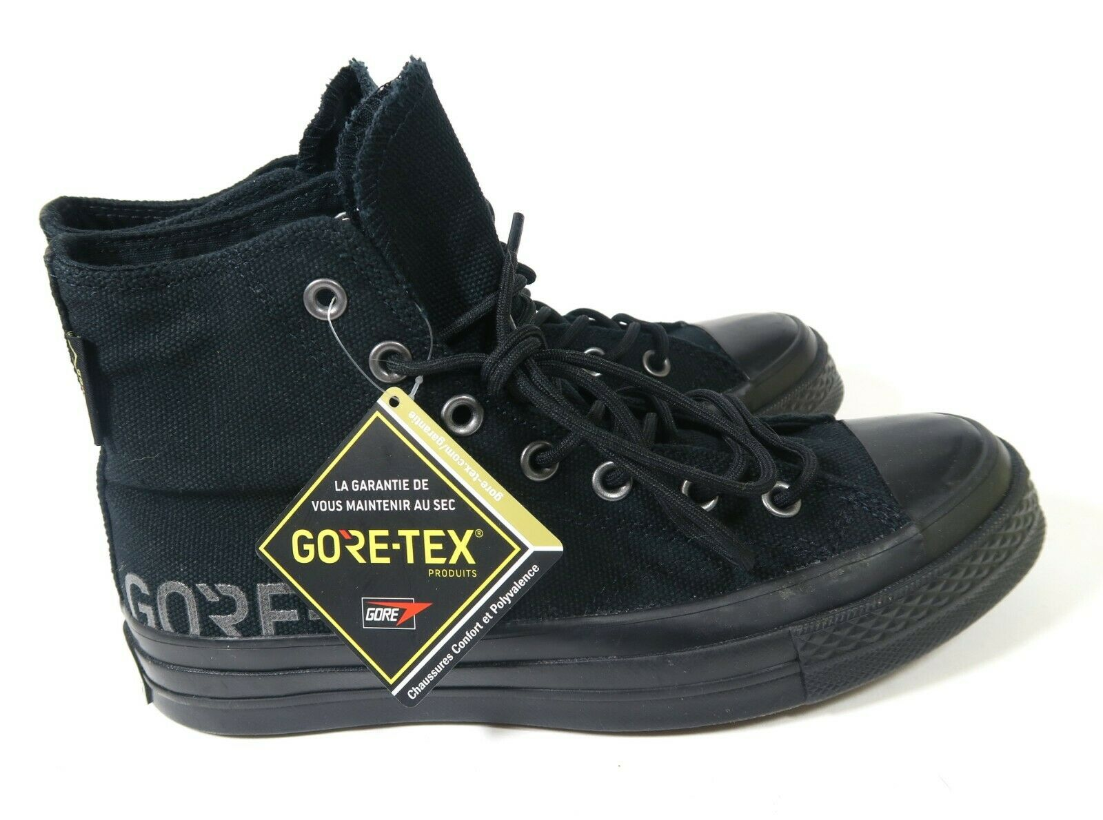 Converse First String Chuck Taylor All Star 70 Hi Gore-Tex Black 162350C Mens 6