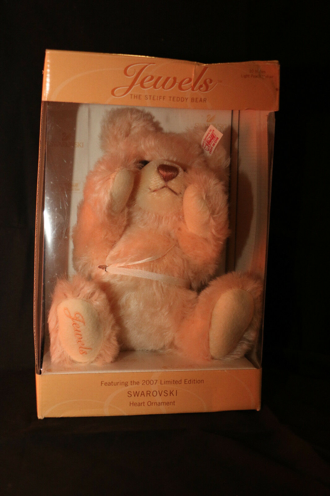 SWAROVSKI The STEIFF Teddy Bear 2007