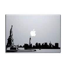 "Macbook Aufkleber Sticker Decal skin Air Pro 11"" 13"" 15"" 17""  New York Amerika"