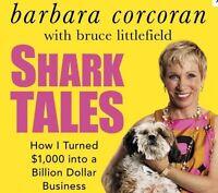 Shark Tales - Barbara Corcoran - Ll551 - 4cd/new/free Shipping - Mailed Next Day