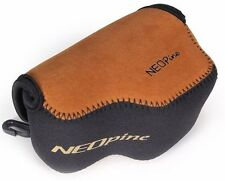 Neoprene Soft Camera case bag for Sony Alpha A6000 ILCE-6000 16-50mm Only