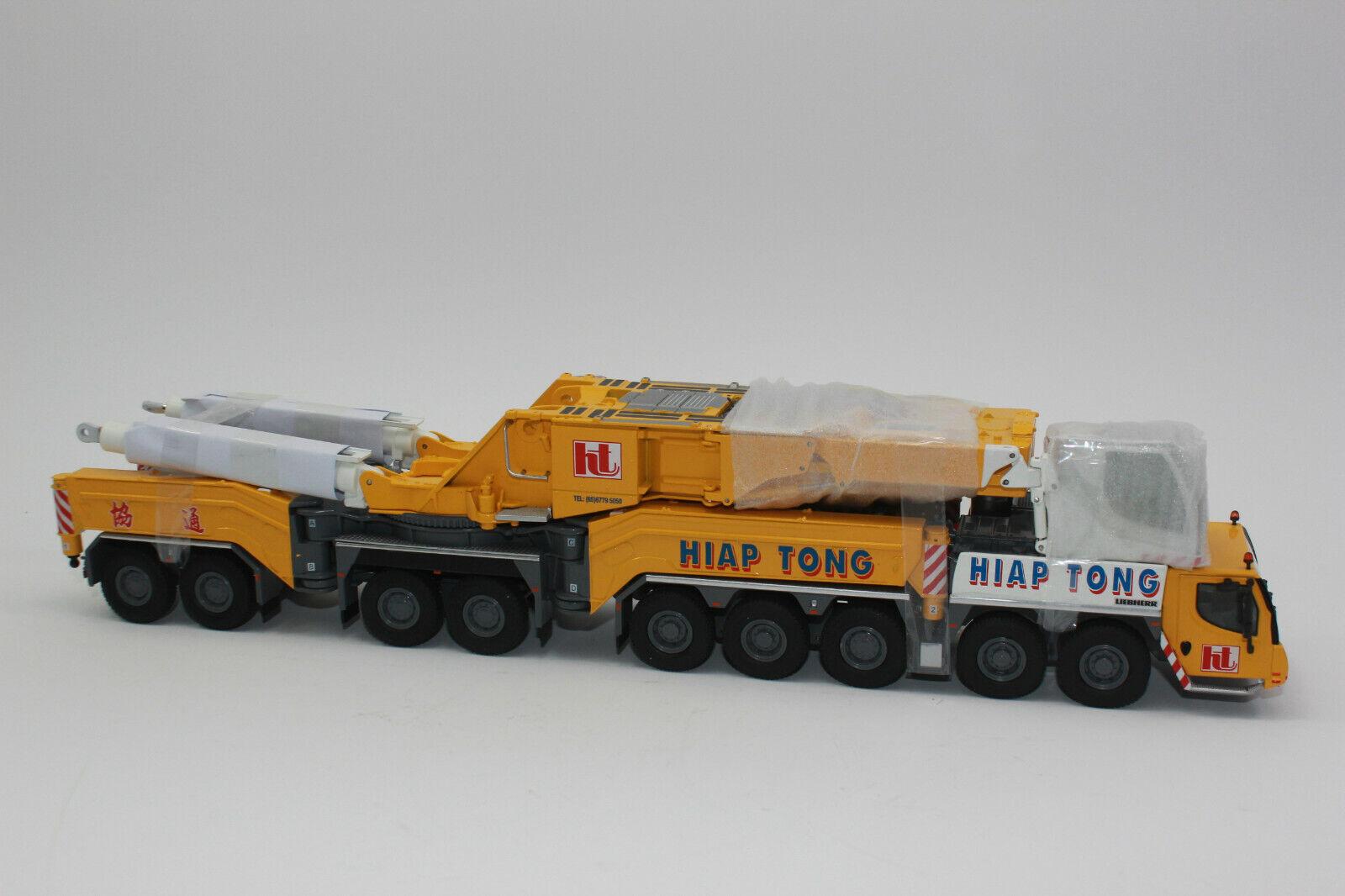 Nzg 732 29 Liebherr Ltm 11200-9.1 Hiap Tong Mobile Crane New Limited 150 Pcs.