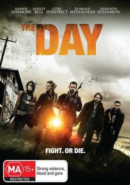 The Day (DVD, 2011) - Shawn Ashmore - Post Apocalyptic Horror