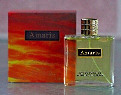 Amaris Men Eau De Cologne Toilette Parfum Perfume 3 4 Oz Ebay