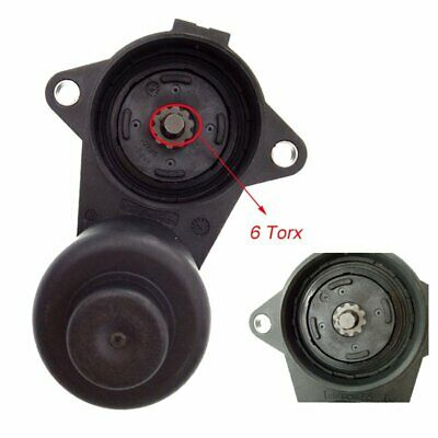 6-TORX Rear Caliper Parking Brake Servo Motor Compatible for Audi Q3 3C0998281