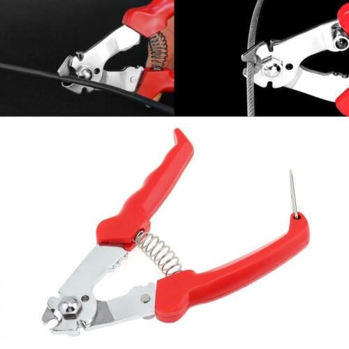 1Pcs Bike Brake Cable Cutter Cycling Outer Gear Shifter Wire Cutting Plier Clamp