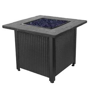 Endless-Summer-30-034-Push-Button-Start-All-Weather-Outdoor-Patio-LP-Gas-Fire-Pit