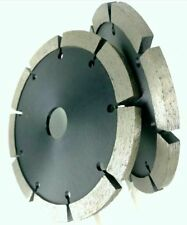5 Diamond Tuck Pointing Blade 16 Pieces Concrete Cement Wall Chaser Slotter