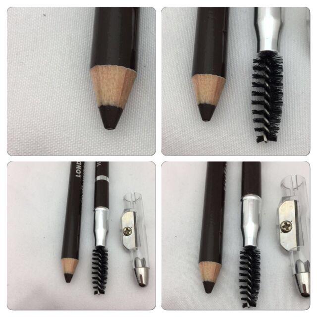 London Girl Brown Eyebrow Pencil Sharpener Brow Shape Just For Ebay