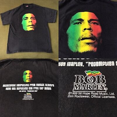 Bob Marley B/&W Reggae Ska Rocksteady The Wailers White Tee T-shirt by AF