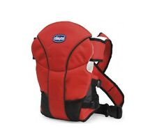 ad935296ea7 Chicco Smart Support Baby Carrier Backpack in Red 04069503700070 for ...
