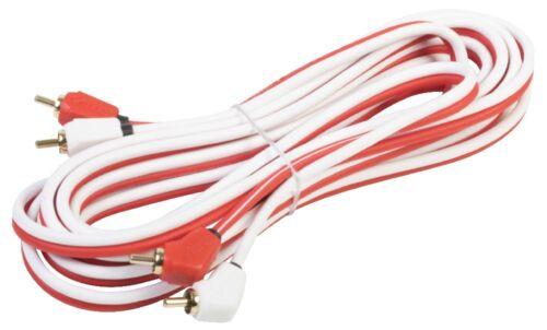 Vibe crítica enlace 5 M avanzado Phono RCA Cable triple apantallado clrca 5MA-V7
