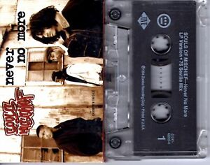 Souls Of Mischief Never No More 1994 Cassette Tape Single Rap Hiphop