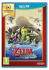 Legend of Zelda: Wind Waker HD (Selects) (Wii U) [New Game]
