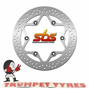Honda-CB-750-N-F-Seven-Fifty-92-95-SBS-Front-Brake-Disc-OE-Quality-5028