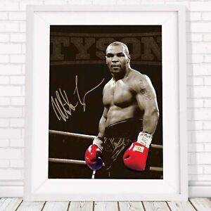 Boxing Poster Picture Print Sizes A5 to A0 **FREE DELIVERY** MUHAMMAD ALI