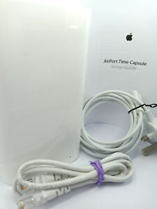 Apple AirPort Time Capsule 3TB A1470 5th Generation Wireless AC Router ME182LL/A