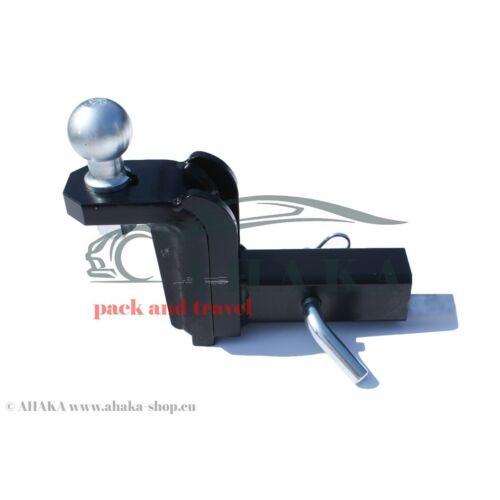 AHK 51x51mm Anhängebock Adapter auch für AL-KO Dodge Durango II 2004-2009