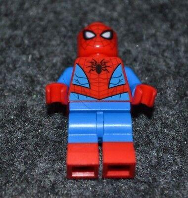 SPIDERMAN w// Open Web ~ SPIDERMAN Series Lego ~ Marvel Super Heroes ~ MINT~