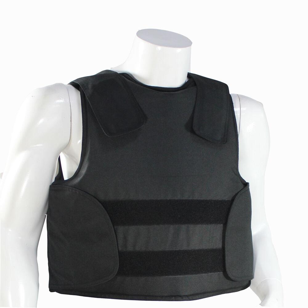 NIJ 3A IIIA Predection Level Bulletproof Vest Body Armor L NIJ Standard-0101.06
