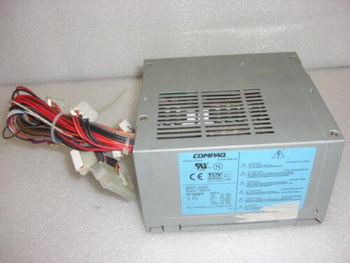 Compaq HP 128399-001 AA20890 375W Power Supply TESTED