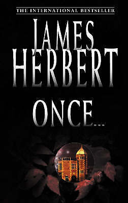 Once..., James Herbert | Paperback Book | Acceptable | 9780330376136