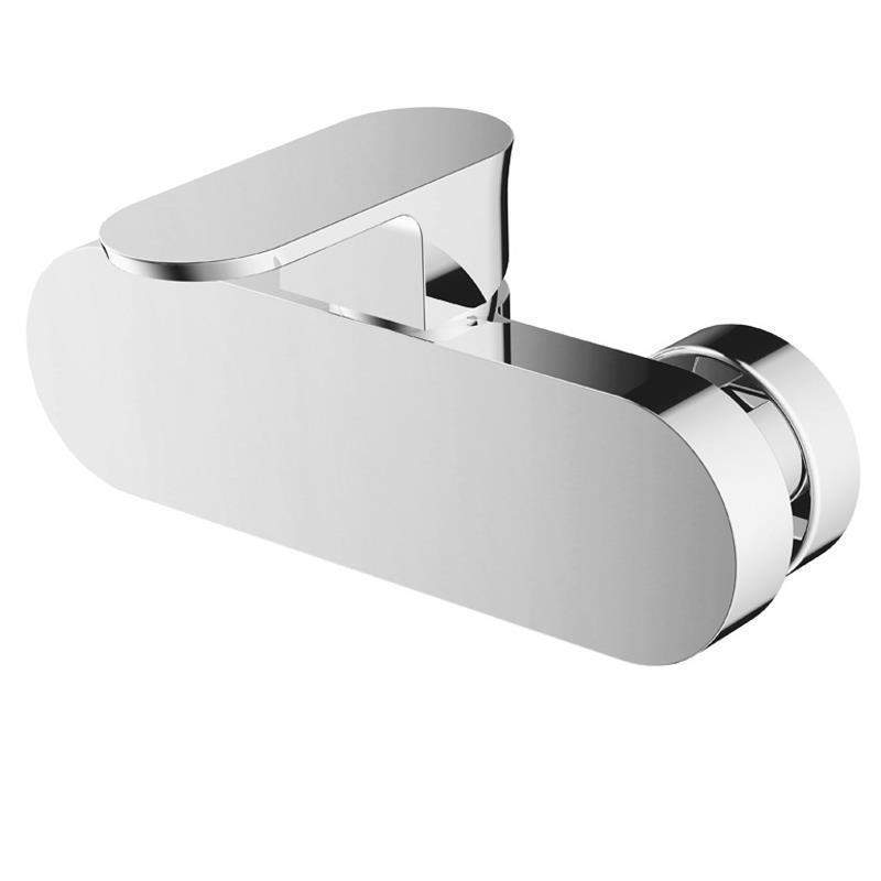 Duscharmatur Wandmischbatterie Mischbatterie Einhebelmischer Mischbatterie Chrom