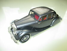 Jaguar Mk V (1949) in grau grise grigio grey metallic, Western Models in 1:43!
