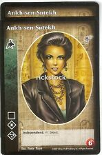 Ankh-sen-Sutekh x2 Follower of Set KMW