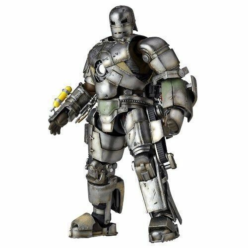Tokusatsu Revoltech No.045 Iron Iron Iron uomo IRON uomo MARK I cifra KAIYODO nuovo 818581