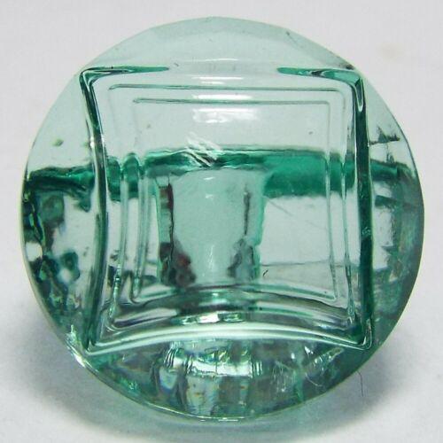 Redondo Cuadrado 10,15 Mm Transparente esférica buttons.retro Diseño italianos de calidad