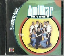 Amilkar Mix Band El Suceso Se Repite Latin Music CD New