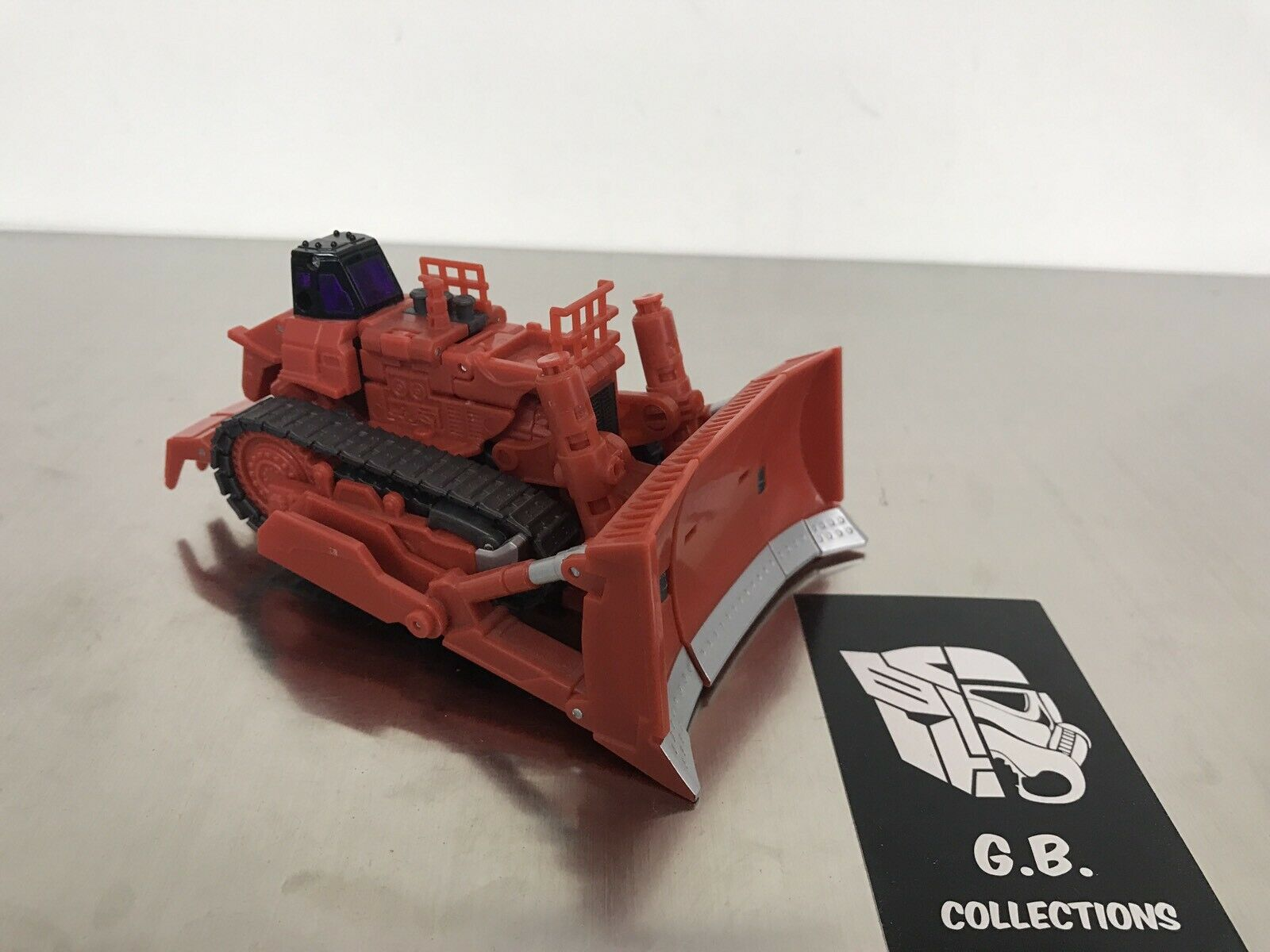 Transformers Revenge Of The Fallen Rampage ( Red Ver. ) DLX Class 100% Complete