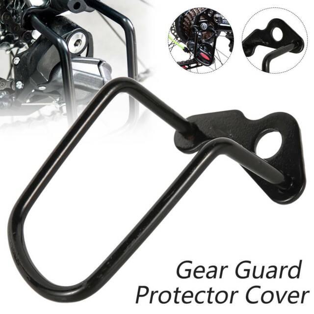 MTB Chain Gear Guard Protector Cover Rear Derailleur Hanger Iron Frame