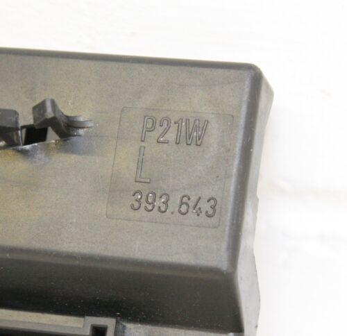 Porsche Boxster LEFT // NEARSIDE 986 REAR LIGHT COVER // BULB HOLDER 96-04