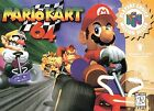 Mario Kart 64 (Nintendo 64, 1997) - European Version