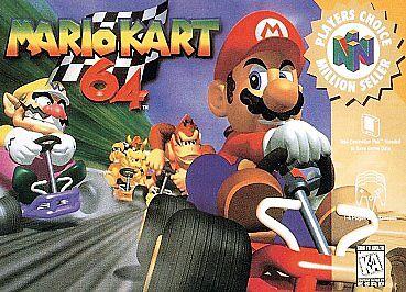 Mario Kart 64 Nintendo 64 1997 European Version For Sale