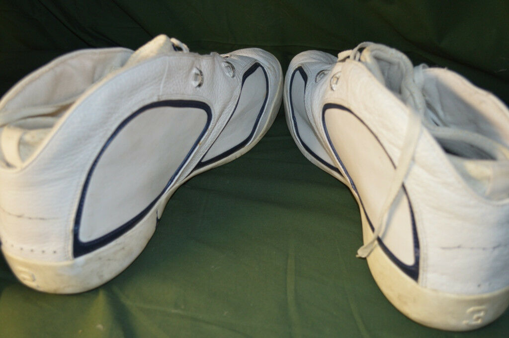 check out 7f07f 17ec4 ... VTG NIKE AIR JORDAN TEAM DEUCE-TREY 308181-141 Basketball sneakers  shoes shoes shoes ...